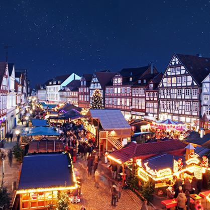 Julemarked i Celle - Sæt kryds i kalenderen d. 11-13. december!